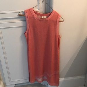 New moth by anthropologie sleeveless sweater tunic